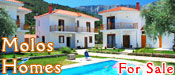 Molos Homes, Golden Beach Area, Thassos